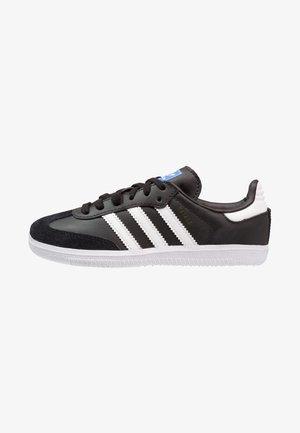 SAMBA  - Baskets basses - core black/footwear white
