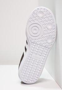 adidas Originals - SAMBA  - Trainers - core black/footwear white - 5