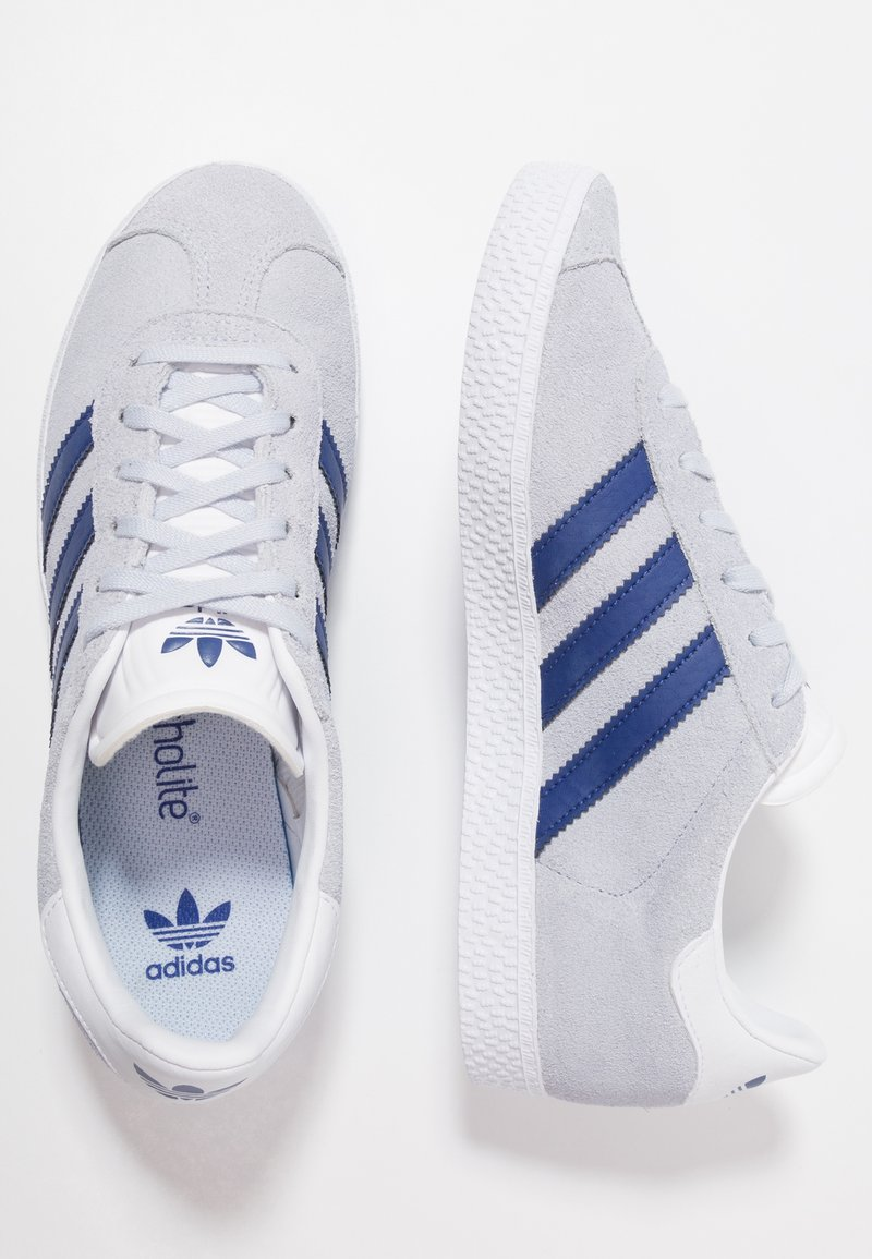 adidas Originals - GAZELLE - Baskets basses -  aero blue/mystery ink/footwear white