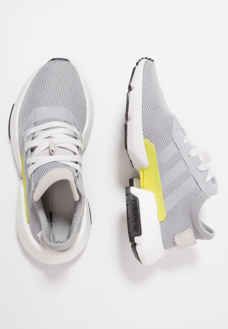 adidas Originals - POD-S3.1 - Sneakers - grey two/shock yellow