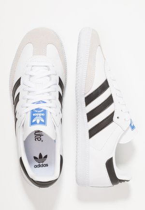 SAMBA OG SHOES - Sneakers laag - footwear white/core black/crystal white