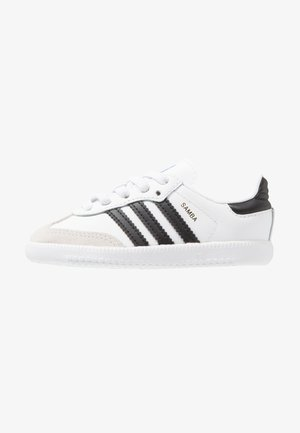 SAMBA OG - Trainers - footwear white/core black/crystal white
