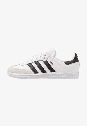 SAMBA - Trainers - footwear white/core black/crystal white
