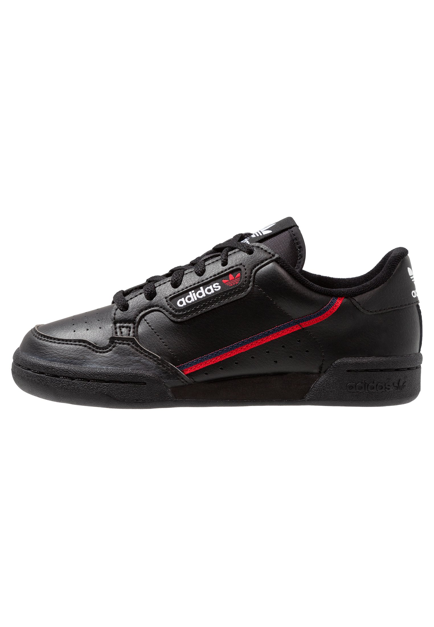 adidas Originals CONTINENTAL 80 - Zapatillas - black ...