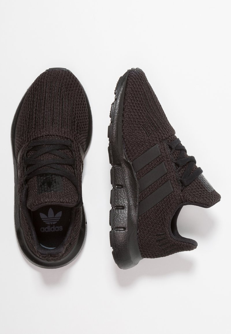 adidas Originals - SWIFT RUN - Trainers - core black