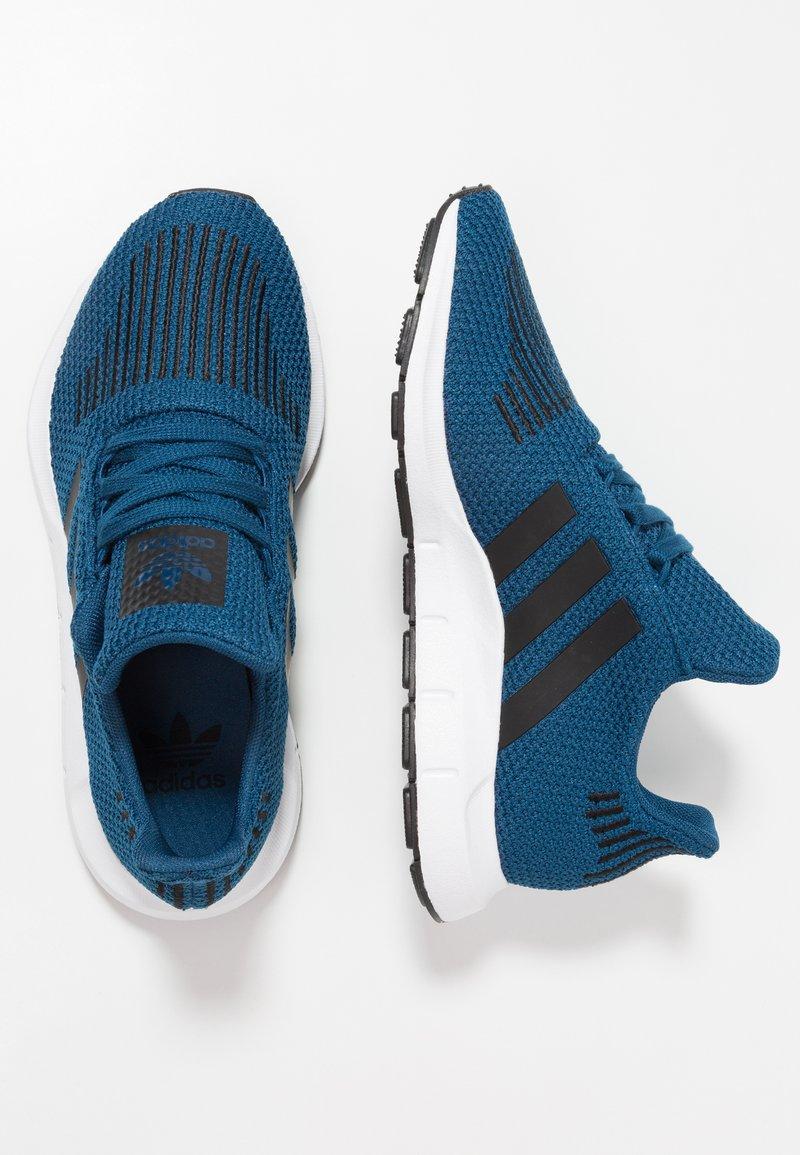 adidas Originals - SWIFT RUN - Sneaker low - legend marine/core black/footwear white