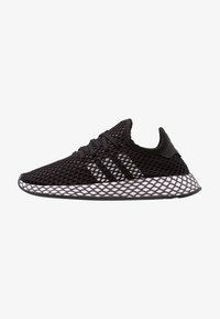 adidas Originals - DEERUPT RUNNER - Trainers - core black/footwear white/grey five - 1