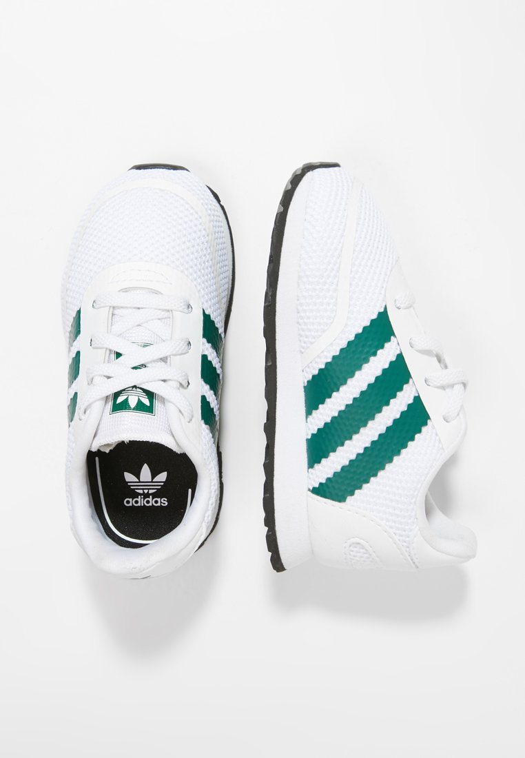 adidas Originals - N-5923 - Slipper - footwear white/collegiate green/core black