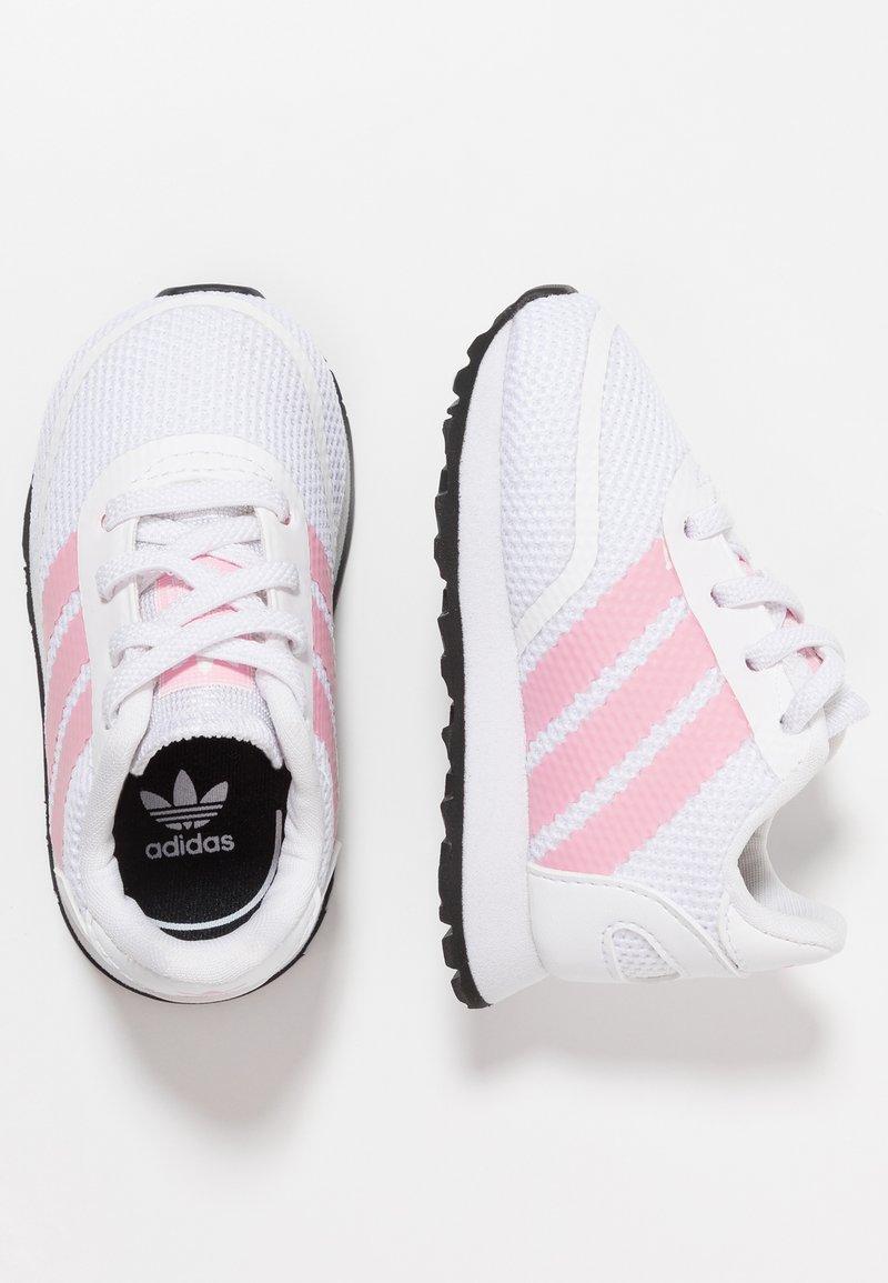 adidas Originals - N-5923 - Instappers - footwear white/light pink/core black