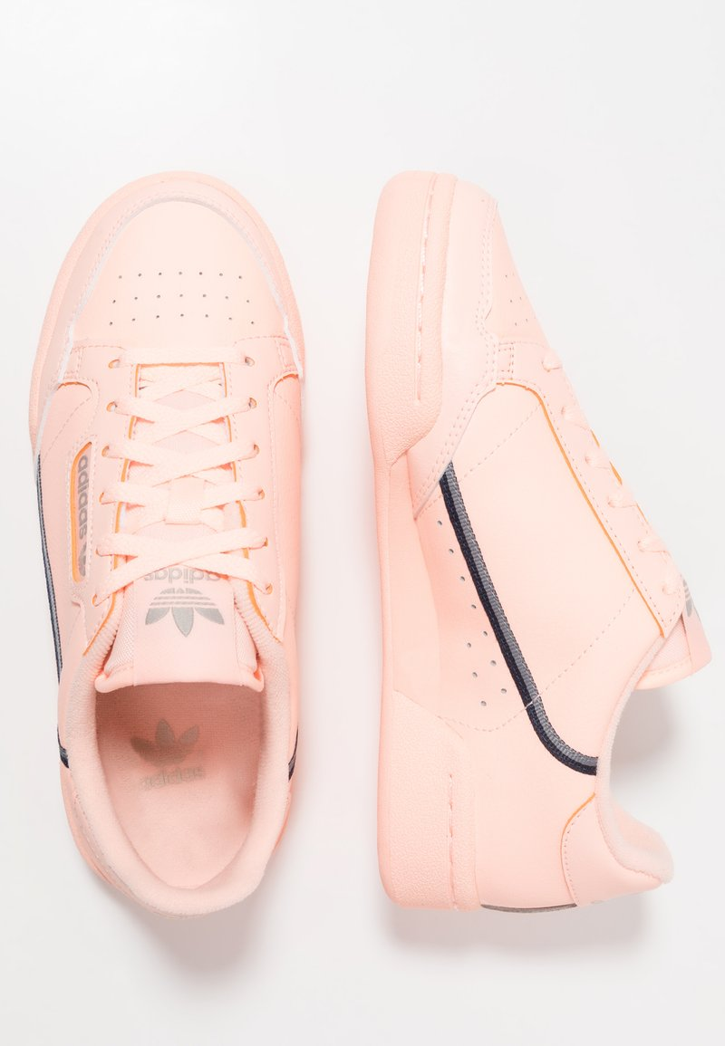 adidas Originals - CONTINENTAL 80 - Sneakers laag - clear orange/light brown/ecru tint