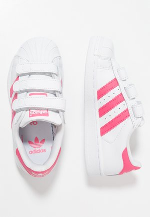 SUPERSTAR - Joggesko - footwear white/real pink