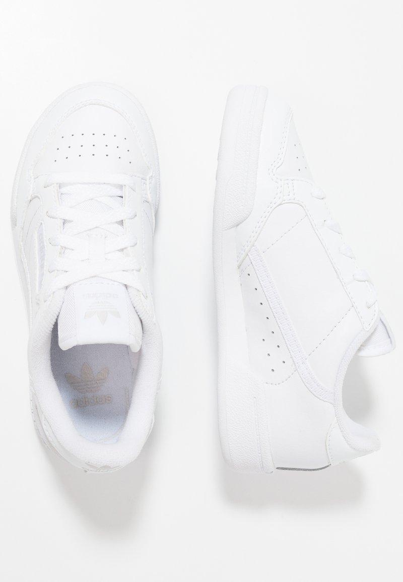 adidas Originals - CONTINENTAL 80 - Zapatillas - footwear white/grey one