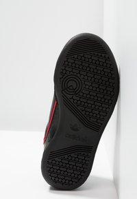 adidas Originals - CONTINENTAL 80 - Sneakers laag - core black/scarlet/collegiate navy - 5
