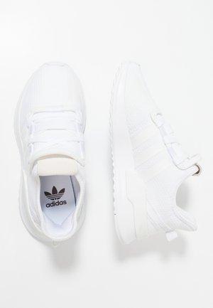 U_PATH RUN - Trainers - footwear white