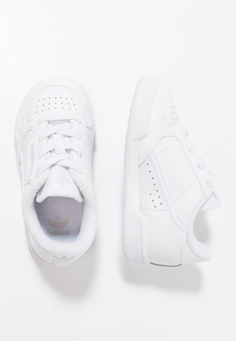 adidas Originals - CONTINENTAL 80 - Babyschoenen - footwear white/grey one