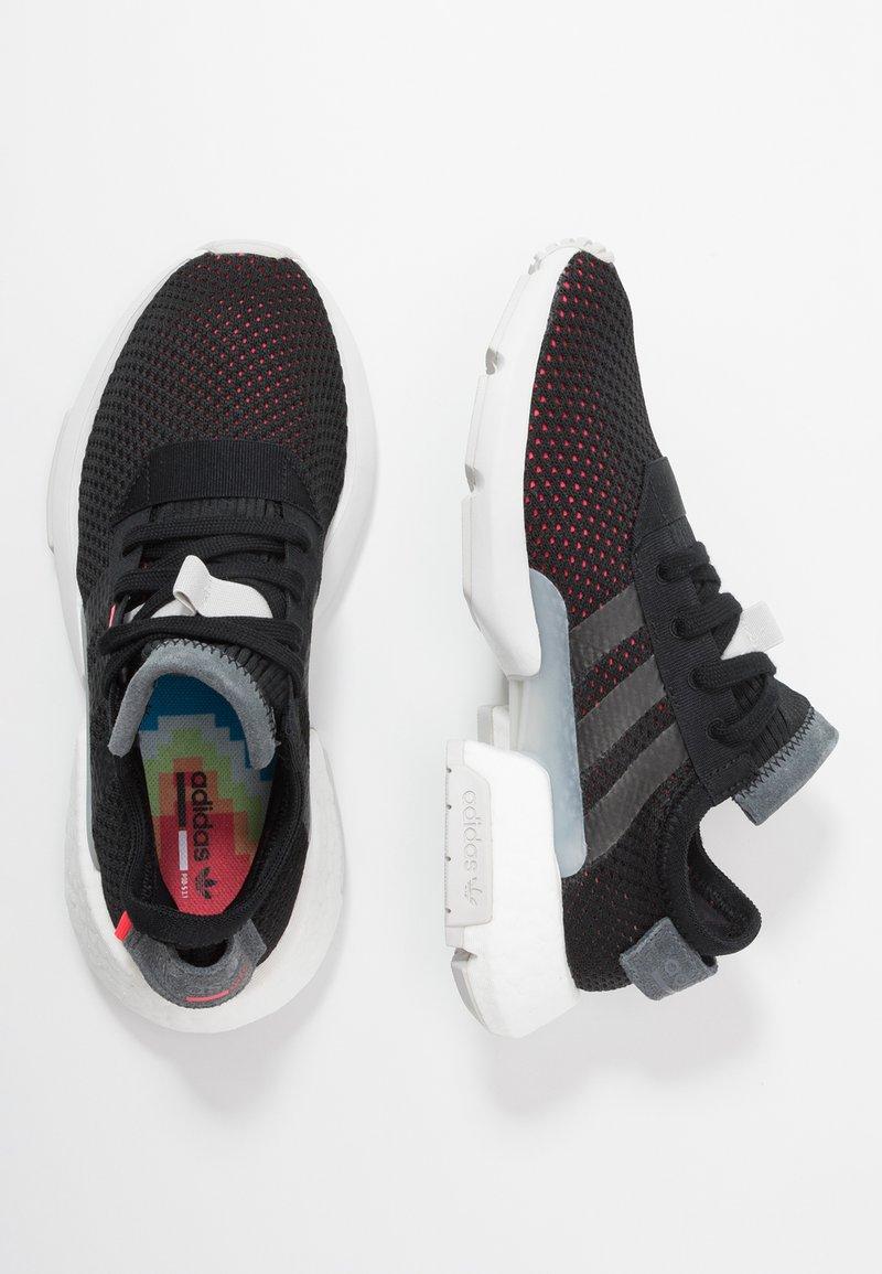 adidas Originals - POD-S3.1 - Sneakers laag - core black/shock red