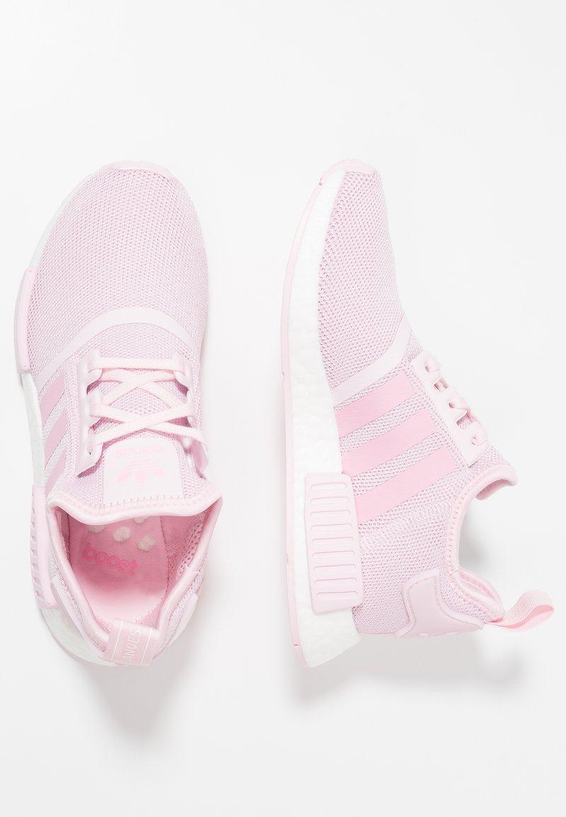 adidas Originals - NMD_R1 - Sneakers - clear pink/shock pink/footwear white