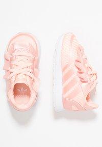 adidas Originals - N-5923 - Slipper - clear orange/footwear white - 0