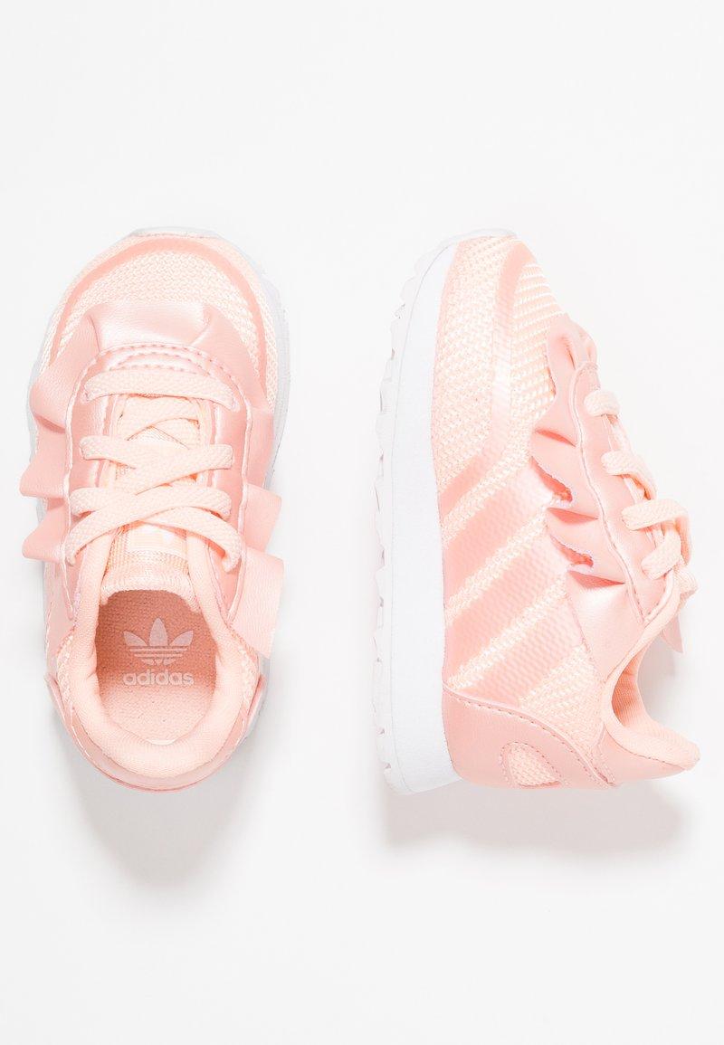 adidas Originals - N-5923 - Scarpe senza lacci - clear orange/footwear white