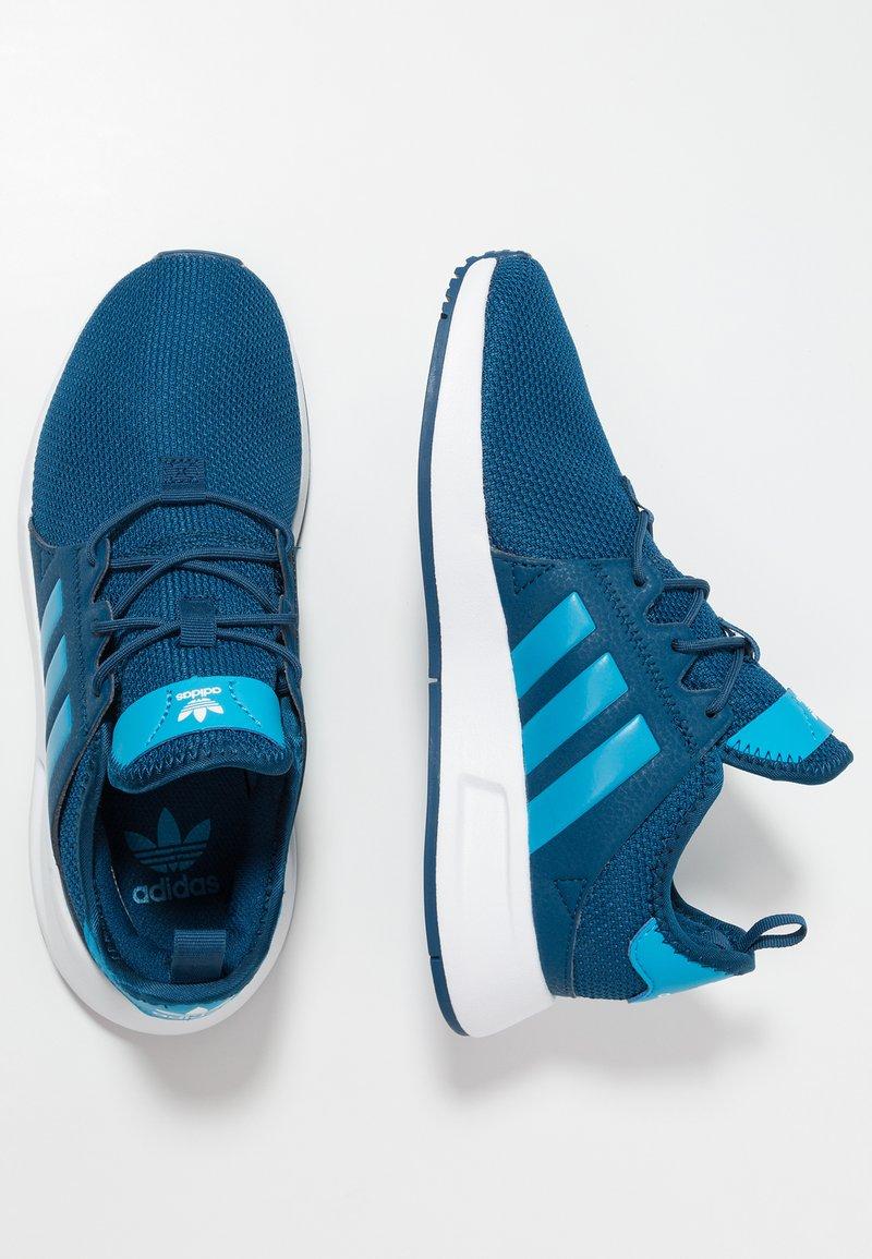 adidas Originals - X_PLR - Sneakers laag - legend marine/shock cyan/footwear white