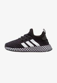 adidas Originals - DEERUPT RUNNER - Baskets basses - core black/footwear white/grey five