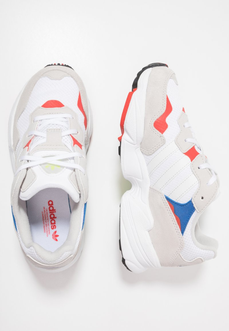 adidas Originals - YUNG-96 - Sneakers laag - footwear white/crystal white/active red