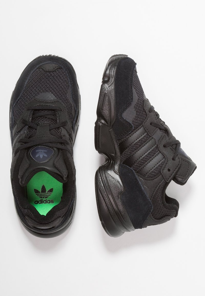 adidas Originals - YUNG-96 - Trainers - core black/carbon