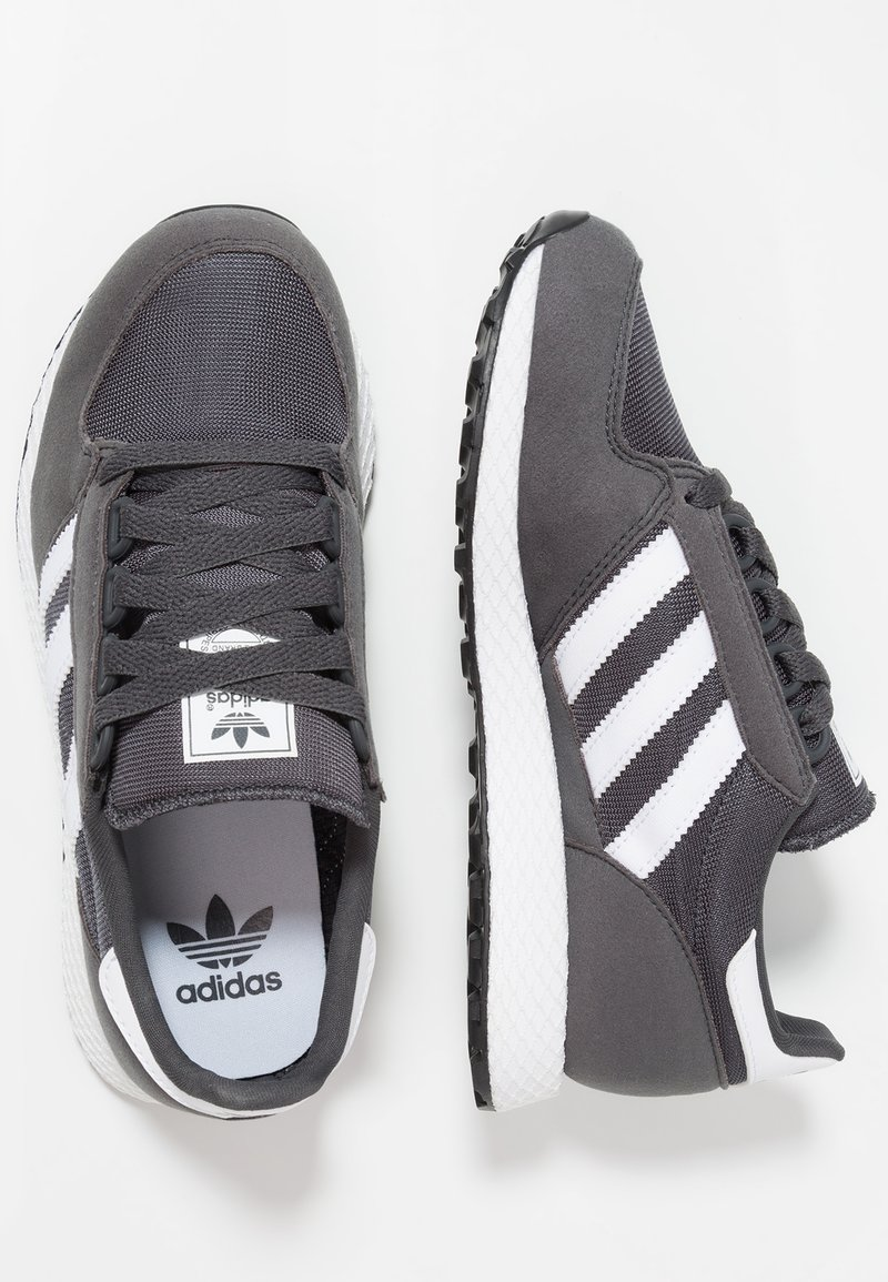 adidas Originals - FOREST GROVE - Sneaker low - grey six/footwear white