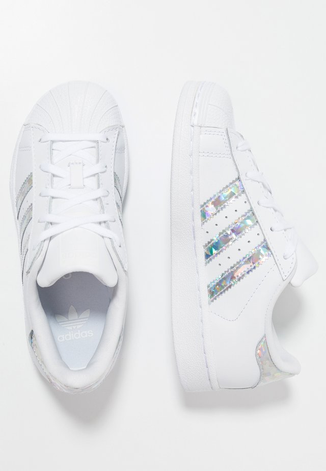 SUPERSTAR - Sneakers basse - footwear white