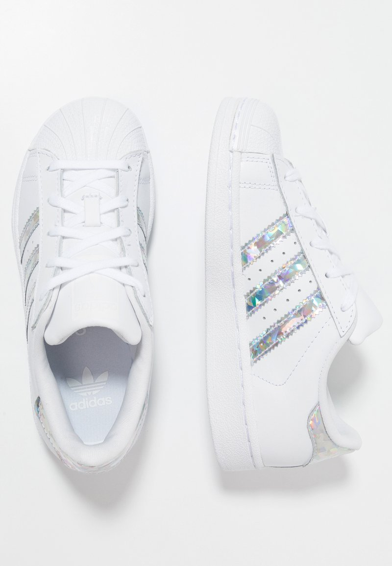 adidas Originals - SUPERSTAR - Sneaker low - footwear white