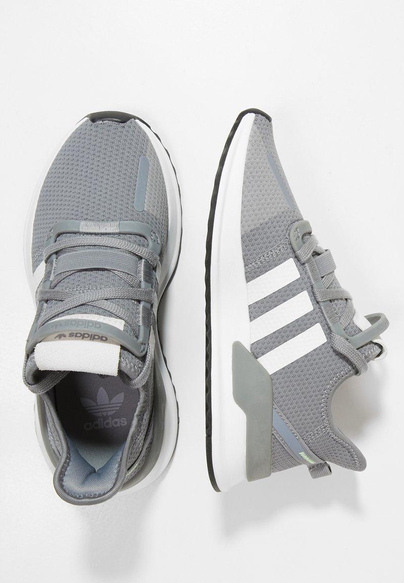 adidas Originals - PATH RUN - Sneakers laag - grey