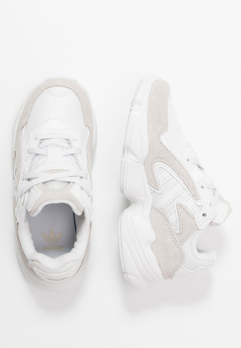 adidas Originals - YUNG-96 CHASM - Baskets basses - crystal white/footwear white