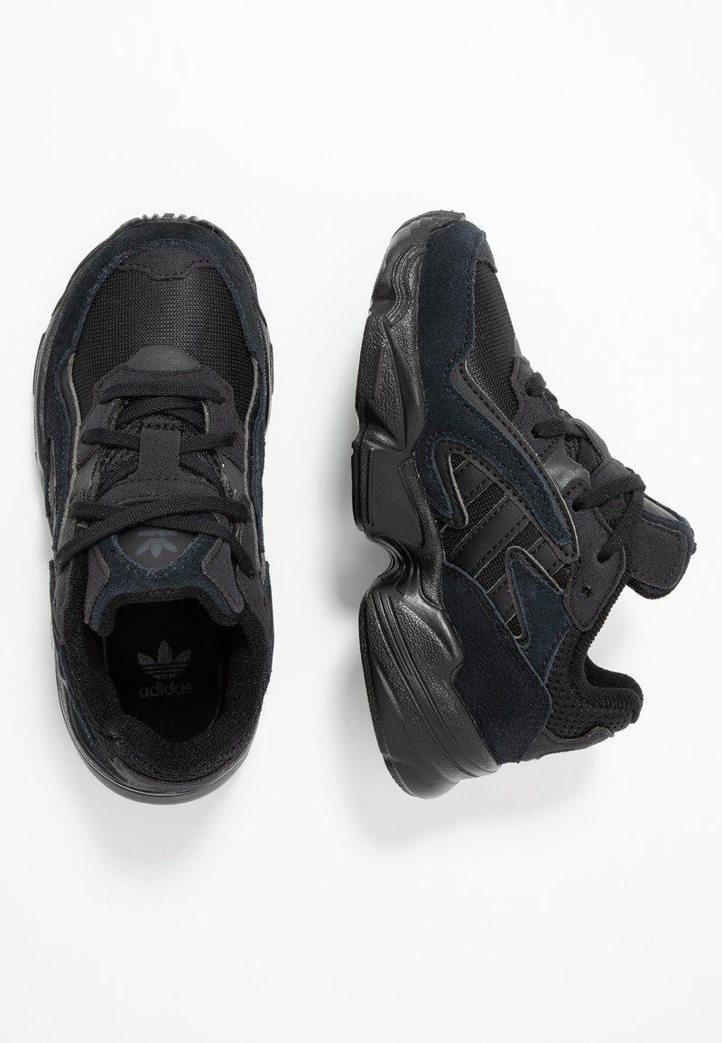 adidas Originals - YUNG-96 CHASM - Zapatillas - core black/carbon