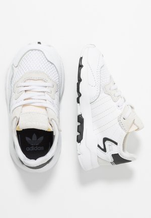 NITE JOGGER - Instappers - footwear white/crystal white