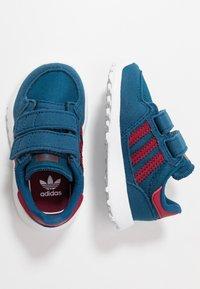 adidas Originals - FOREST GROVE CF - Sneakers laag - legend marine/collegiate burgundy - 0