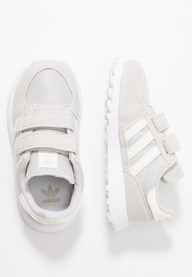 adidas Originals - FOREST GROVE CF - Trainers - grey one/cloud white/core black