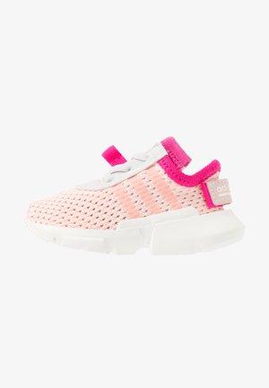POD-S3.1 - Nazouvací boty - pink
