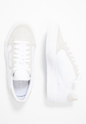 CONTINENTAL VULC - Baskets basses - footwear white/grey one