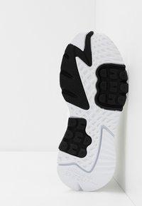 adidas Originals - NITE JOGGER - Sneaker low - footwear white/crystal white - 5