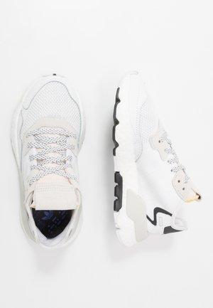 NITE JOGGER - Sneakers - footwear white/crystal white