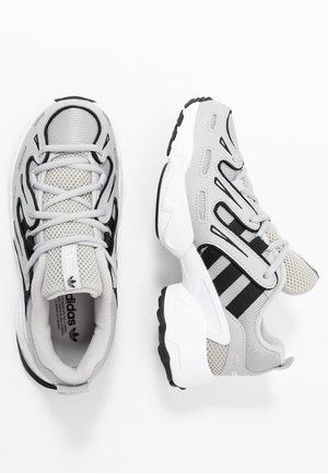 EQT GAZELLE - Tenisky - grey two/silver metallic/core black