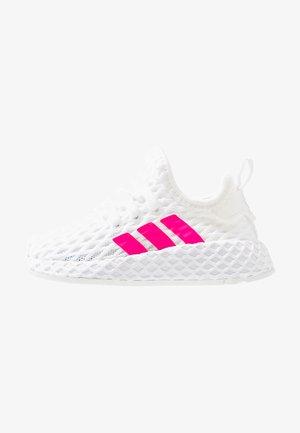 DEERUPT RUNNER  - Joggesko - footwear white/shock pink/core black