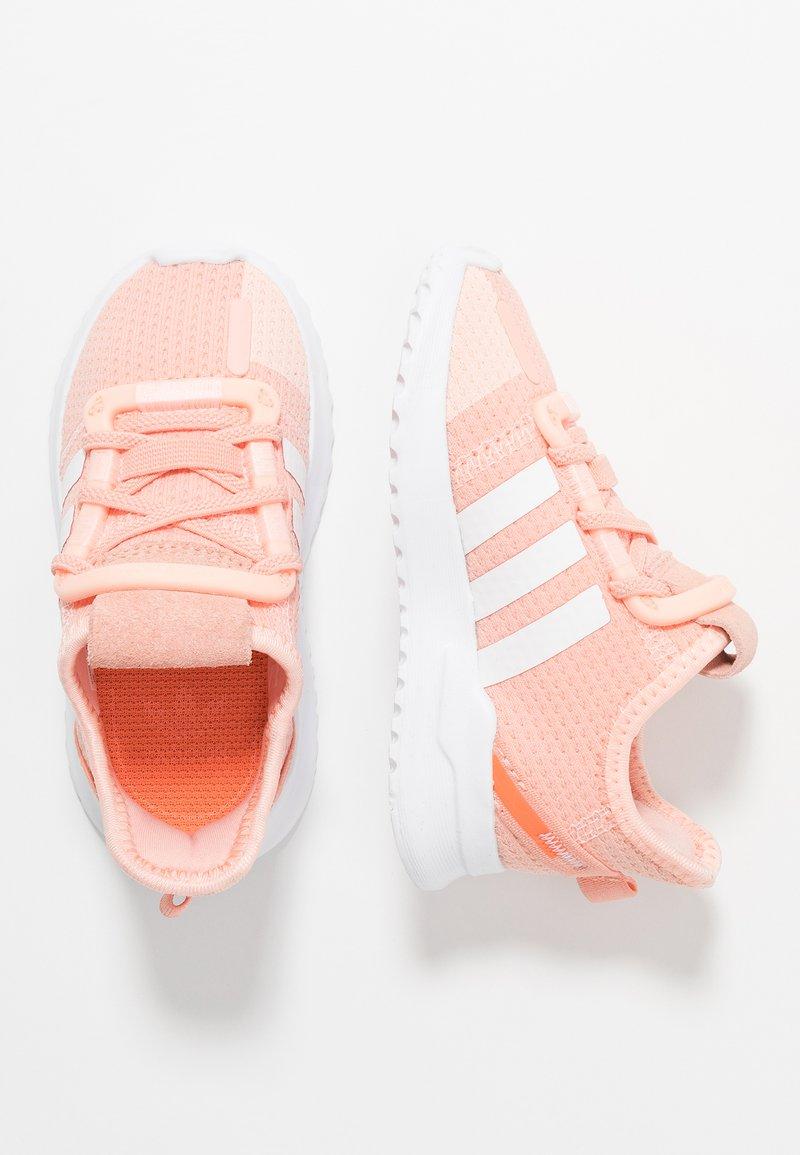 adidas Originals - U_PATH RUN - Trainers - glow pink/footwear white/hi-res coral