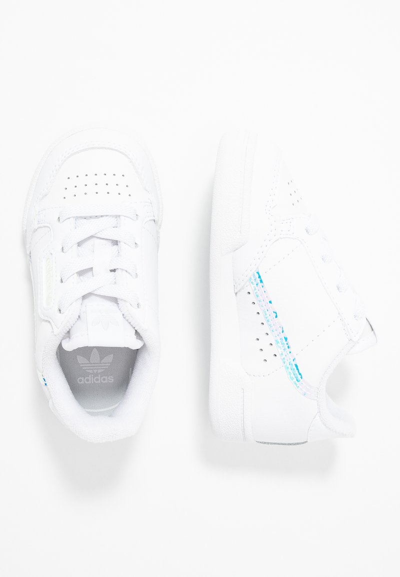 adidas Originals - CONTINENTAL 80 - Sneaker low - footwear white/core black