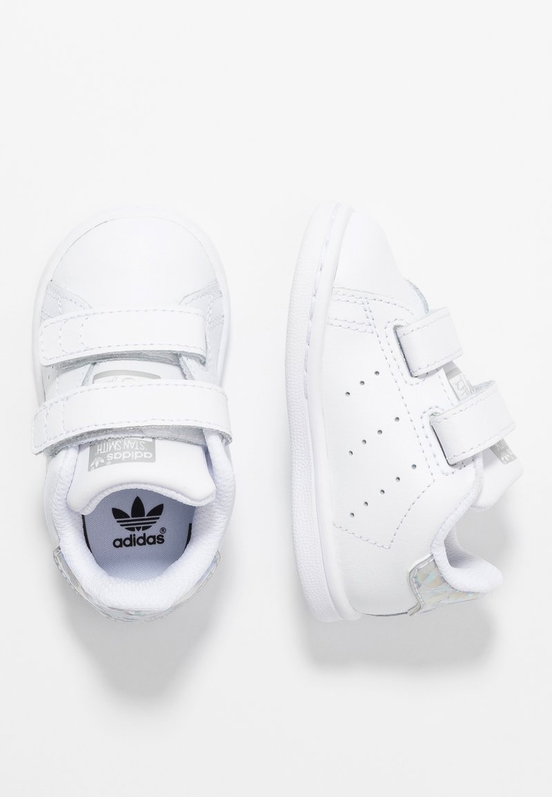 adidas Originals - STAN SMITH CF - Sneaker low - footwear white/core black