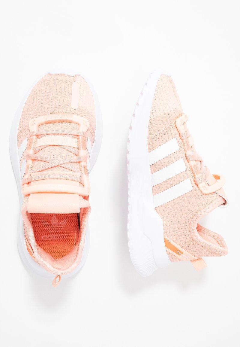 adidas Originals - U_PATH RUN - Sneakers - glow pink/footwear white/hi-res coral