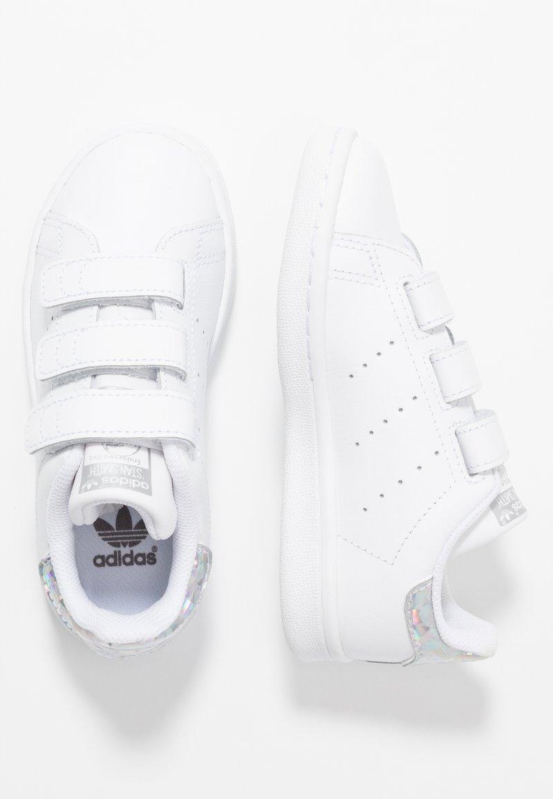 adidas Originals - STAN SMITH CF - Zapatillas - footwear white/core black