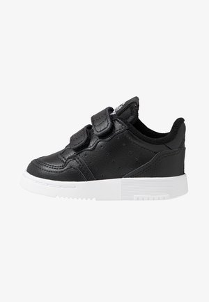 SUPERCOURT CF - Sneakers basse - core black/footwear white