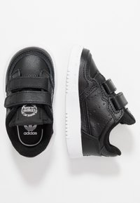adidas Originals - SUPERCOURT CF - Sneakers laag - core black/footwear white - 0