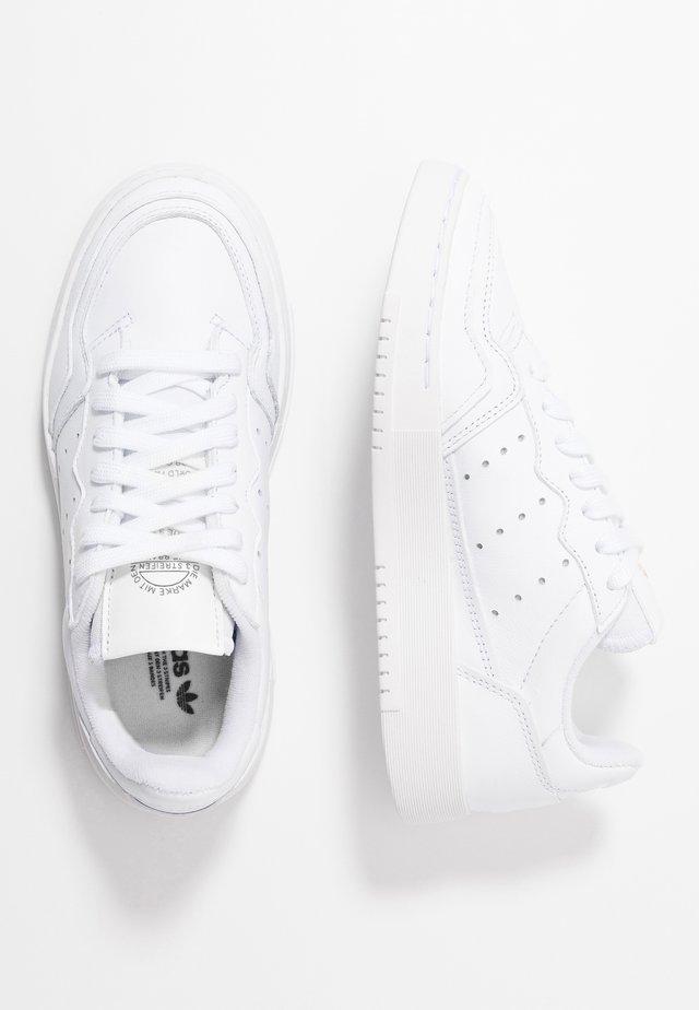 SUPERCOURT - Sneakers - footwear white